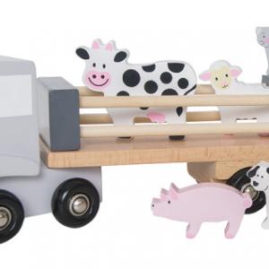 animal trailer