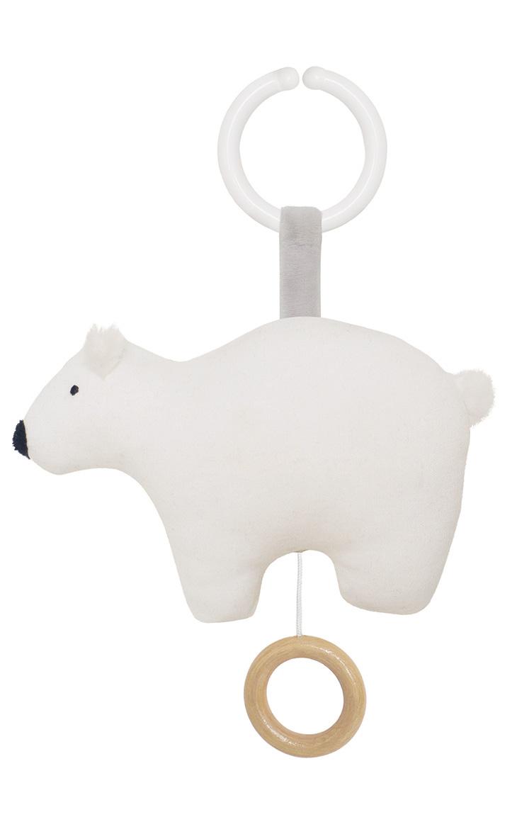 soittorasia jääkarhu