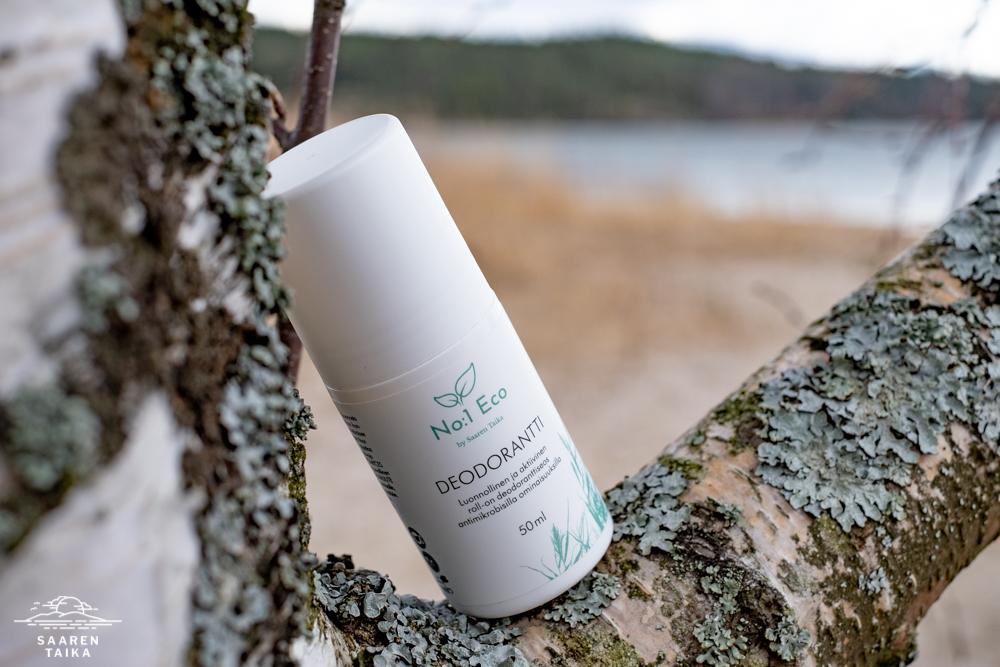 deodorantti saarentaika