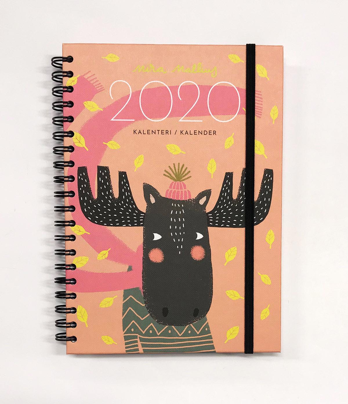 mira mallius kalenteri 2020