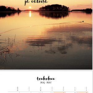 Kalenteri kesken