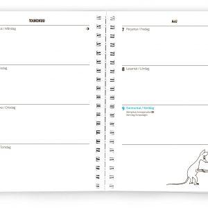 muumi kalenteri