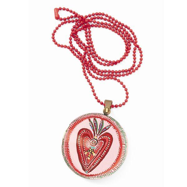 medaljonki sydän