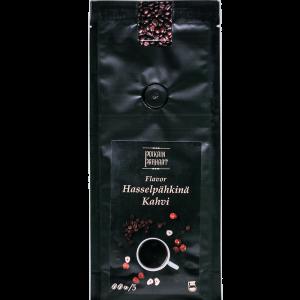 hasselpähkinä kahvi