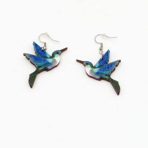 kolibri korvikset