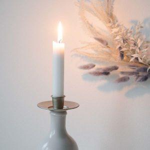 kynttilänpidike pulloon