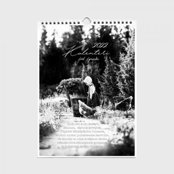 Seinäkalenteri Joel Jyrinki